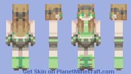 ∽ Earthen ∽ [ Contest Entry ] Minecraft Skin