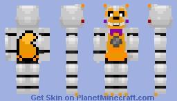 Lolbit Fnaf Sl Minecraft Skin