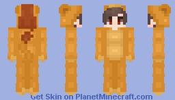 Simba Onesie Minecraft Skin