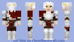 Elven Lord Minecraft Skin