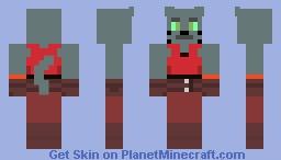 Kocia Pierdocia (from Daystone) Minecraft Skin