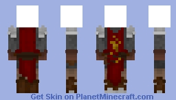 Red Knight - {LOTC} Minecraft