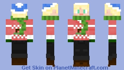 Wintry Lad Minecraft Skin