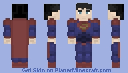 SuperMan (Kal-El / Clark Kent) Minecraft