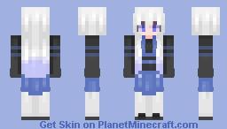 Winter Spirit Minecraft Skin