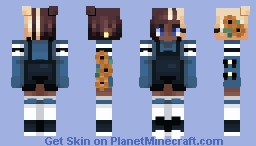 time wont make things better Minecraft Skin