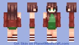 𝓁𝓊𝓃𝒶𝒸𝒽𝓊𝓊 ~ reshade contest Minecraft Skin