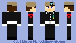 """C"" Squadron (Rhodesian) Special Air Service Regiment soldier - Rhodesian Bush War Minecraft Skin"