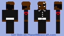 Selous Scouts soldier - Rhodesian Bush War Minecraft Skin