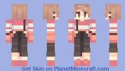 happier Minecraft Skin
