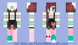Winter Wonderland { Fanmas - Fanskin for Jessique } Minecraft Skin