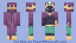 Zargothrax, Lord of the Universe Minecraft Skin