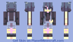 🌜 night walk 🌛 Minecraft Skin