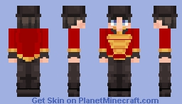 Philip Carlyle   The Greatest Showman   Request Minecraft Skin