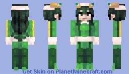 froppy :p Minecraft Skin