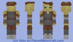 Cropper Minecraft Skin