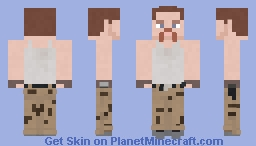 Abraham Ford   The Walking Dead   Them Minecraft