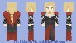 [LotC] Royal Brigade Gown Minecraft