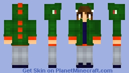Gift for dinow Minecraft Skin