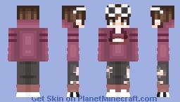 [Minecraft] Skin Remake :|: Skin Was Made By: Tookens Minecraft