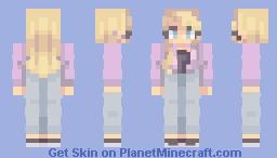 fan skin for fawne :) Minecraft Skin