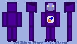 Drago the Astronaut Minecraft Skin