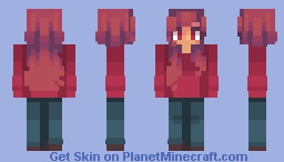 A fan skin? pbs? Hope you enjoy? Minecraft Skin