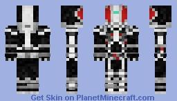 Kamen Rider Faiz Axel Form 仮面ライダーファイズアクセルフォーム Minecraft