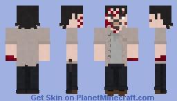 Glenn Rhee   The Walking Dead   Thank You Minecraft