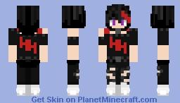 HH-Chan Minecraft Skin