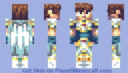 Leif (FE5) Minecraft Skin