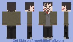 Nicholas   The Walking Dead   Thank You Minecraft