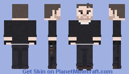 Norris   The Walking Dead   The Obliged Minecraft