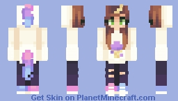 ✰ Unicorn ✰ Minecraft Skin