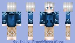 ❄ℑαçκ Fℜοšτ❄ Minecraft Skin