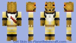 Bossk (Star Wars) Minecraft Skin
