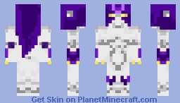 [ジョジョ] Cream [ Stardust Crusaders ] Minecraft Skin