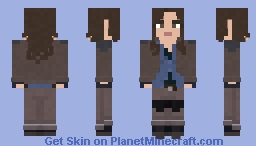 Rosita Espinosa   The Walking Dead   The Day Will Come When You Won't Be Minecraft