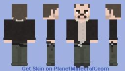 Simon   The Walking Dead   Do Not Send Us Astray Minecraft