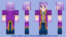 Skyla Minecraft Skin