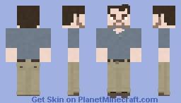 Spencer Monroe   The Walking Dead   Heart's Still Beating Minecraft