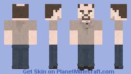 Tobin   The Walking Dead   Do Not Send Us Astray Minecraft