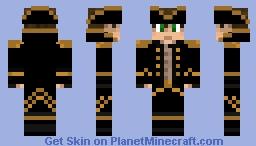 Pirate (Seven Seas Contest) Minecraft Skin