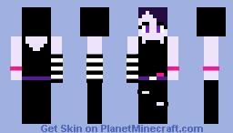 Zoe (the Anna Blue m.v.s/comics) Minecraft Skin