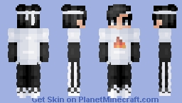 ~Play With Fire~ Minecraft Skin