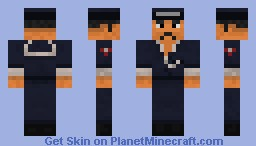 1890's Sailor 2 - Bosun's Mate Minecraft