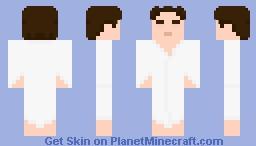 The Seventh Doctor - TV Movie (1996)(Pre-Regeneration) Minecraft Skin