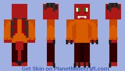 Adult Tord (OC, READ DESC-) Minecraft Skin