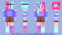 𝐵𝑒 𝓈𝑜𝓂𝒷𝑜𝒹𝓎 - [CE] Minecraft Skin