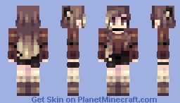 blissful Minecraft Skin